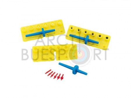 Beiter Scope Pins Kit 6 Sizes