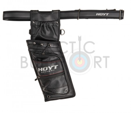 Hoyt Quiver Field Range Time